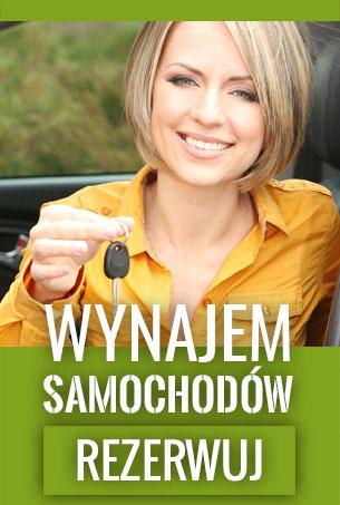 Wynajem auta Bydgoszcz