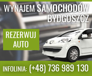 Wynajem auta na lotnisku Bydgoszcz-Szwederowo